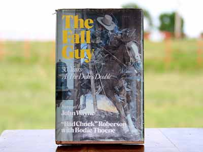 Book: The Fall Guy / Bad Chuck Roberson