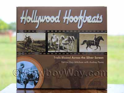 Book cover of Hollywood Hoofbeats