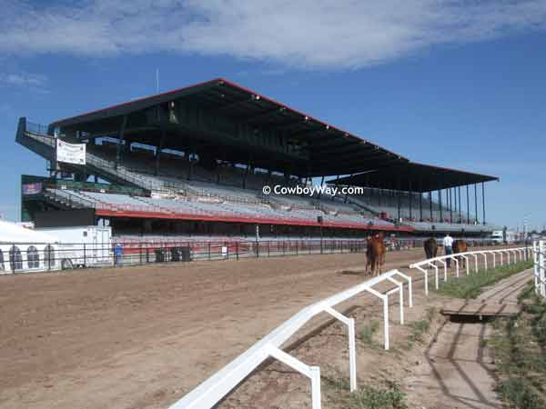 Frontier Park, home of Cheyenne Frontier Days