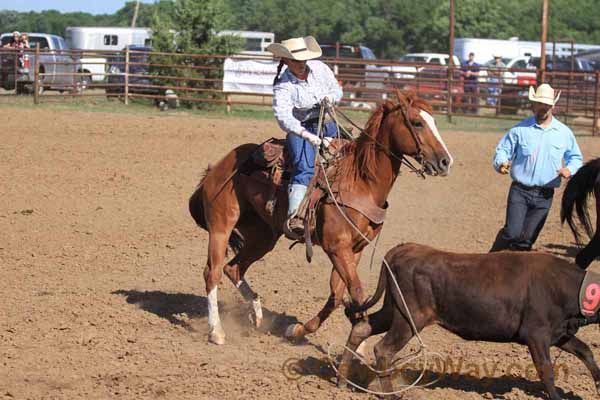 Hunn Leather Ranch Rodeo 06-29-13 - Photo 05