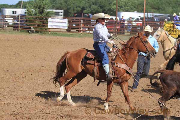 Hunn Leather Ranch Rodeo 06-29-13 - Photo 06