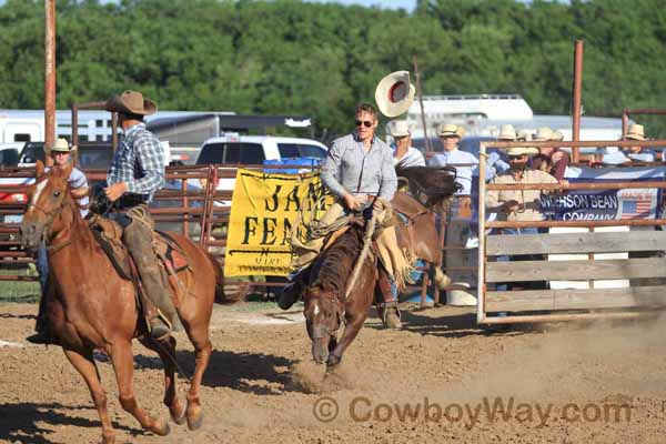 Junior Ranch Bronc Riding, 06-29-13, Photo 02