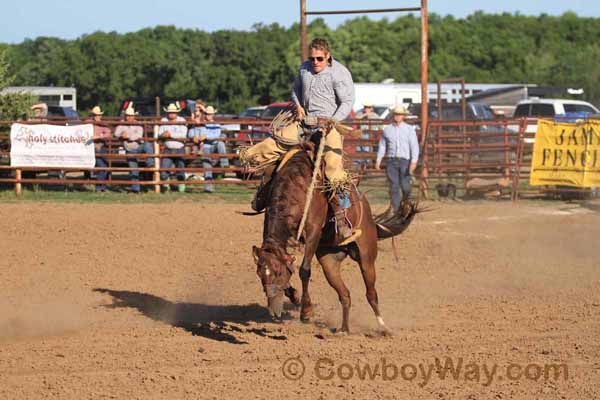 Junior Ranch Bronc Riding, 06-29-13, Photo 03