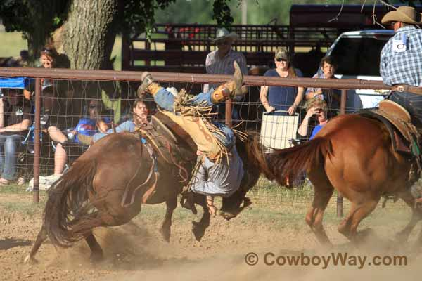 Junior Ranch Bronc Riding, 06-29-13, Photo 04