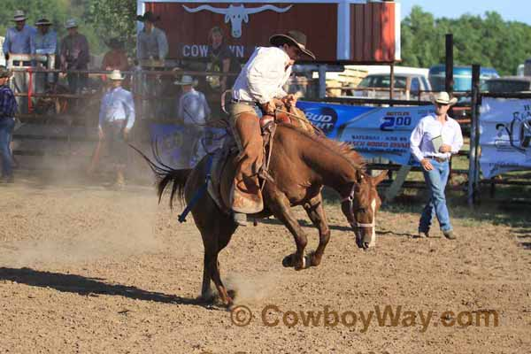 Junior Ranch Bronc Riding, 06-29-13, Photo 05