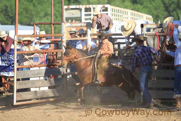 Junior Ranch Bronc Riding, 06-29-13, Photo 08