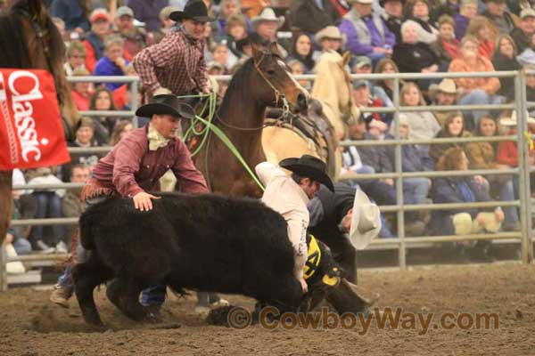 Ranch Rodeo, Equifest of Kansas, 02-11-12 - Photo 03