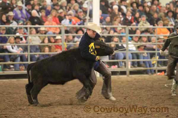 Ranch Rodeo, Equifest of Kansas, 02-11-12 - Photo 07